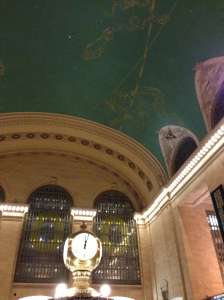 Just after the clock strikes midnight on GCT's 100th birthday