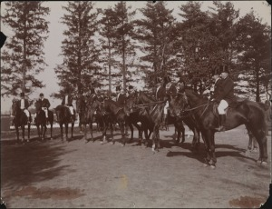 Richmond County Hunt Club in 1895. Source: MCNY