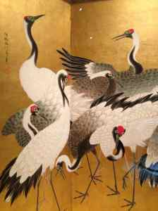1-4 Birds in Japan
