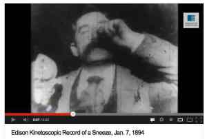 All-time top DC museum video, one of Edison's earliest films, with over 329K hits on YouTube