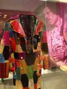 The Hendrix coat of many colors