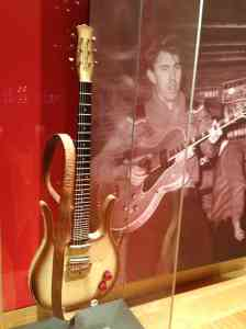 Link Wray in the 1950s and the guitar that introduced the power chord, wah wah, and distortion to rock 'n' roll