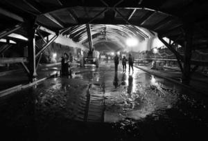 Underground view of East Side Access by Hiroyuki Suzuki