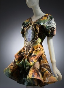 From Mr. McQueen's Plato's Atlantis collection, 2010.