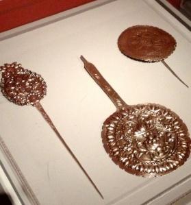 Silver Pins
