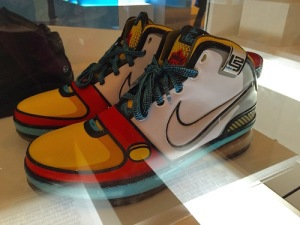 Nike's 2009 limited edition for LeBron
