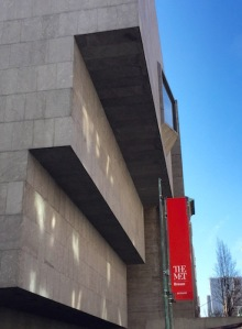 Marcel Breuer building on Madison, once the Whitney, now The Met