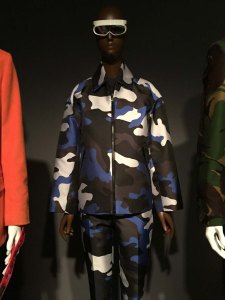 Michael Kors camouflage (2013)