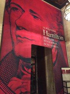Hamilton's 42nd Street show